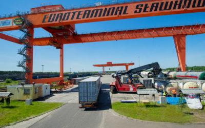Euroterminal Sławków przyjmie pierwszy pociąg z Chin