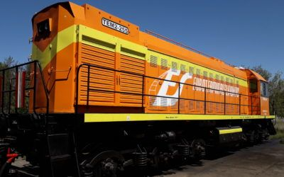 Lokomotywa TEM2-255